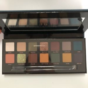 Anastasia Beverly Hills Subculture Palette